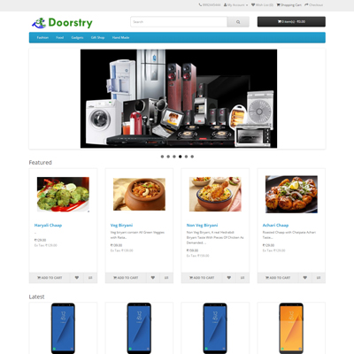 doorstry.com - Jawahar Coder